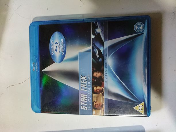 Blu Ray Star Trek