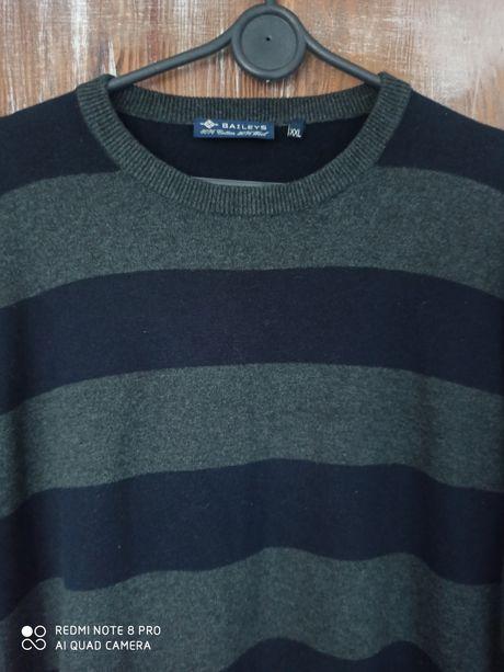 Baileys męski sweter rozmiar XXL
