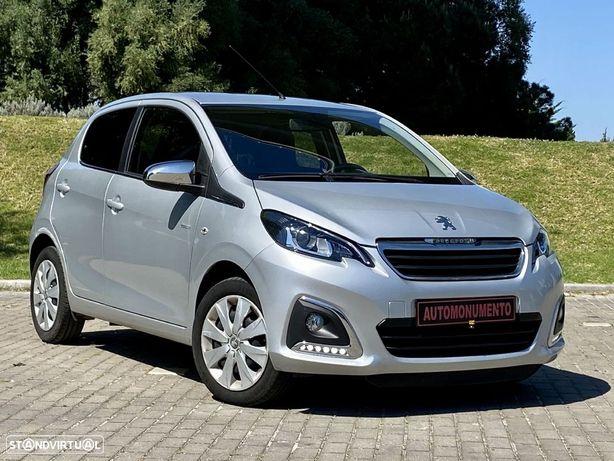 Peugeot 108 1.0 VTi Style ETG5