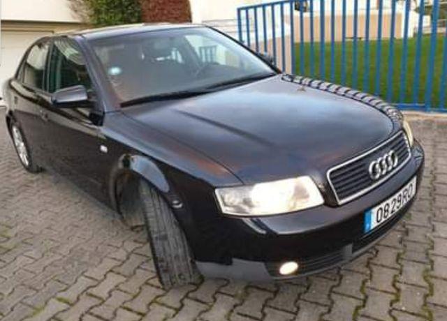 Audi A4 1.9tdi 130cv NACIONAL250milKM reais com inspeções de comprovar