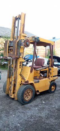 Wózek widłowy Caterpillar diesel. 3t udźwig!