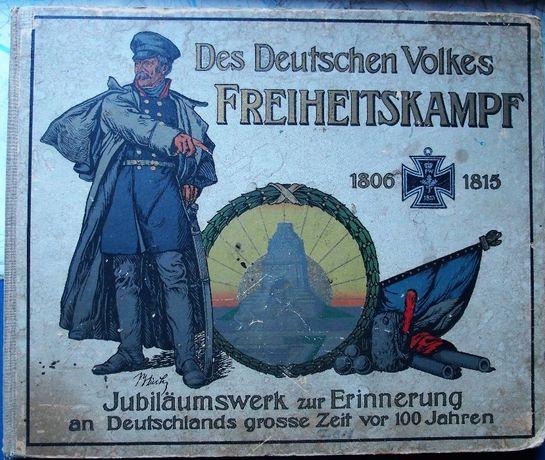 okazja ! sprzedam starą niemiecką książkę