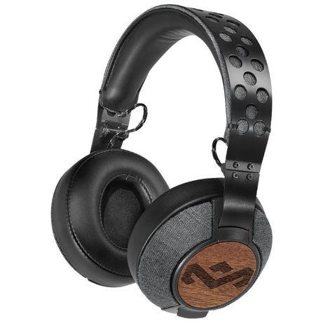 House of Marley Liberate XLBT czarne Słuchawki bezprzewodowe