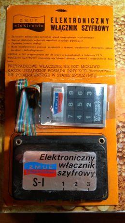 Elektroniczny Włącznik Szyfrowy S1