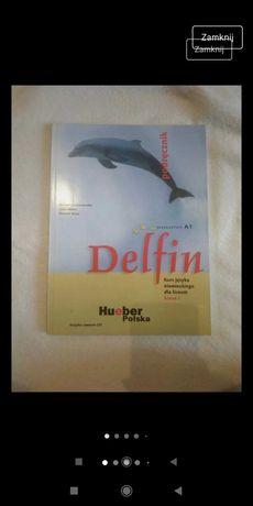 Podręcznik Delfin do j. niemieckiego przeznaczony dla 1 klasy liceum