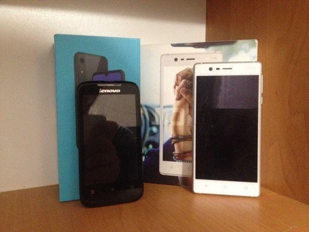 Nokia 3 и Lenovo i690 с проблемами
