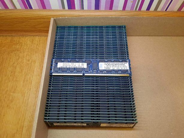 48 планок 8GB 1333MHz ECC REG RAM 2Rx4 PC3L-10600R Hynix HMT31GR7CFR4A
