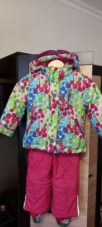 Зимний комбинезон Mayoral, горнолыжный костюм для девочки 98