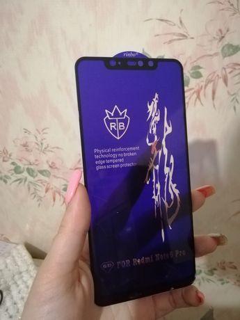 Стекло на Xiaomi redmi note 6
