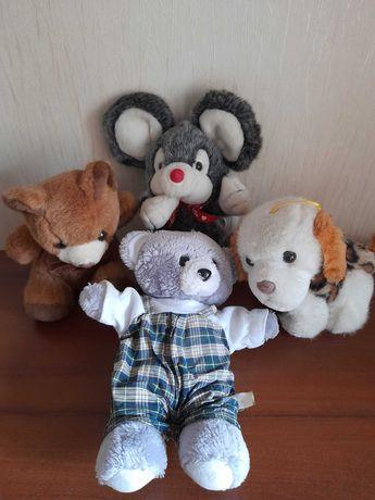 Мягкая игрушка Зайка, Мишка