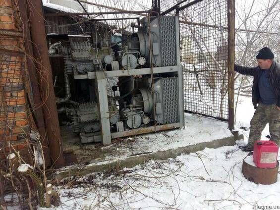 Рефрижератоные установки вр-18