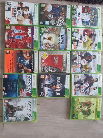 Gry zestaw Xbox 360 !
