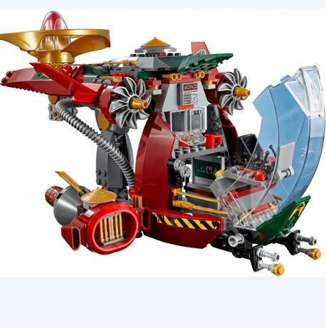 Lego Ninjago 70735, Ronin Rex, оригинал