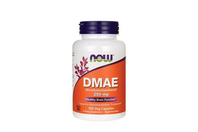 Now Foods DMAE 250mg 100caps (США) Диметиламиноетанол ДМАЕ ДМАЄ