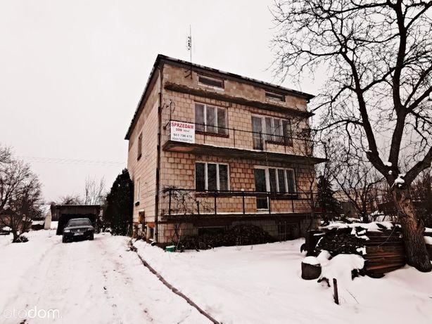 Dom do remontu w cenie mieszkania w bloku - OKAZJA