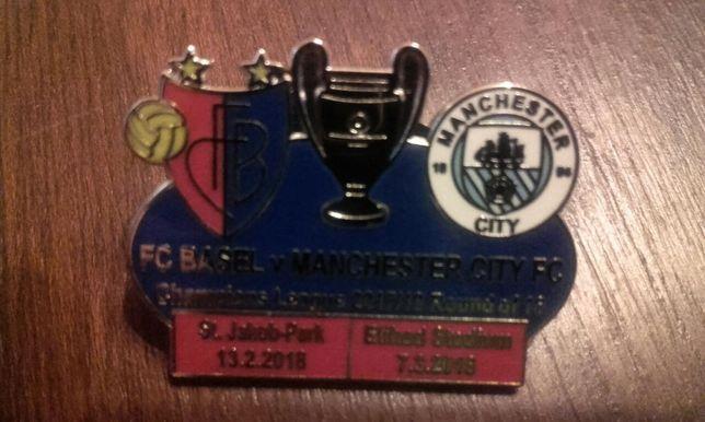 Basel Manchester City