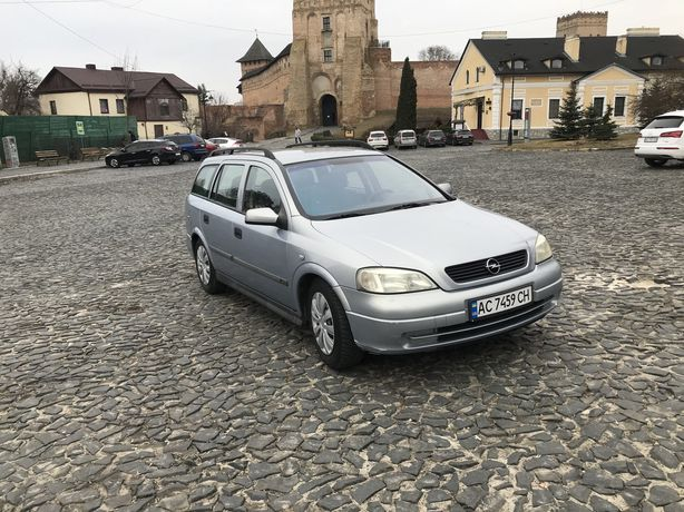 Opel Asrta G 2.0 DTI v16
