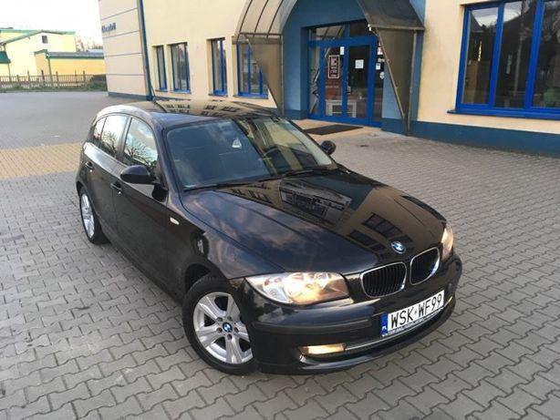 BMW 1 navi ALU 1.6B 122 KM klima 5 drzwi 6 biegów SUPER STAN 2009r.