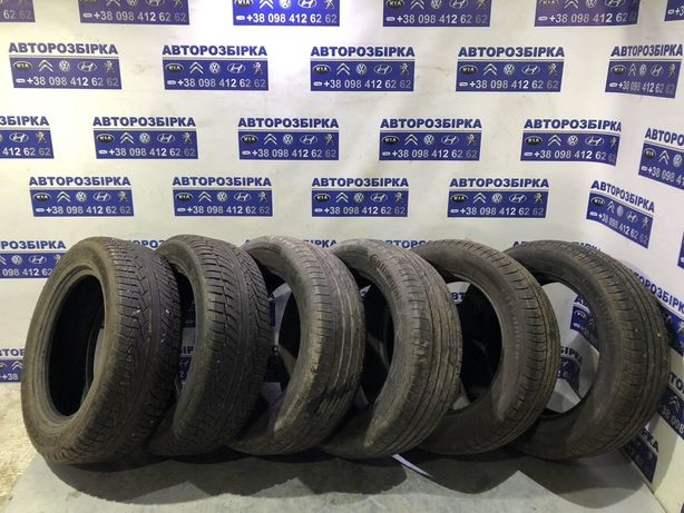 шины R17 R18 Hyundai Santa Fe 235/60 б/у резина хюндай санта фе 06-12