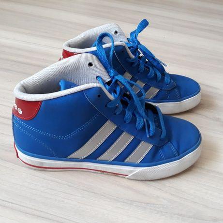 Oryginalne Buty sportowe ADIDAS chłopięce r 34