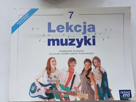 Podręcznik do muzyki do klasy 7