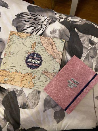 Mr Wonderful Viagens e caderno