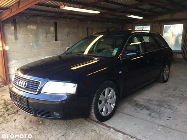 Audi A6 Sprawne z Niemiec, opłacona akcyza