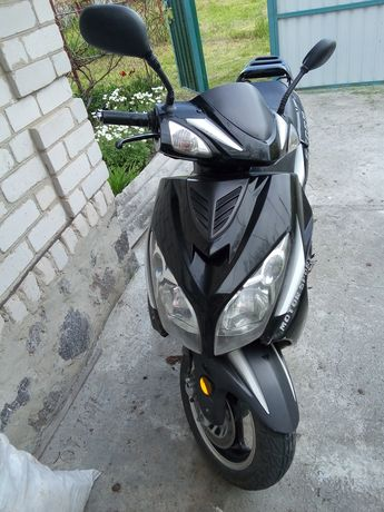 Продам скутер шторм
