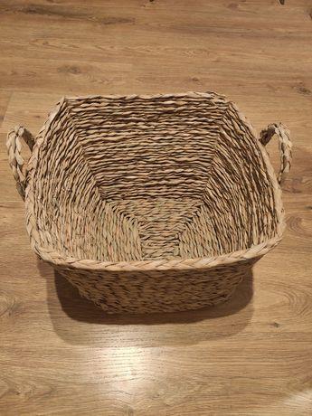 Słomiany koszyk 40cm