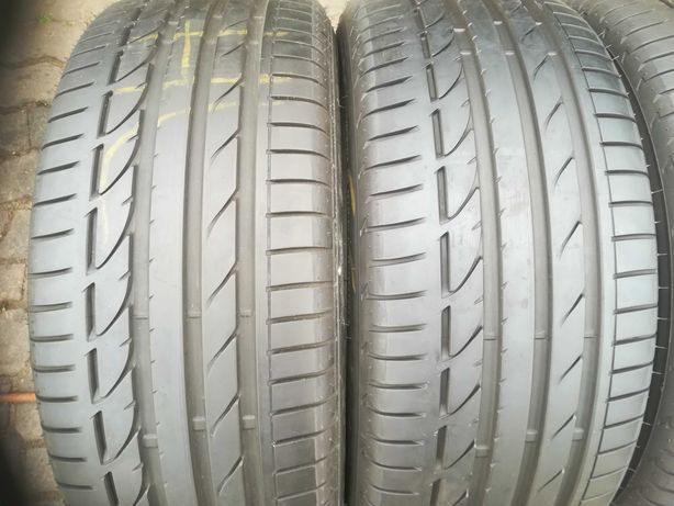 235/55R17 Bridgestone Potenza S001 Jak Nowe