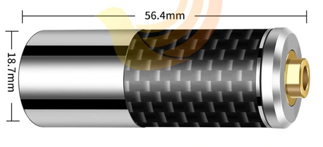 Adapter 4pin XLR to Jack 4.4mm zbalansowany do słuchawek okazja