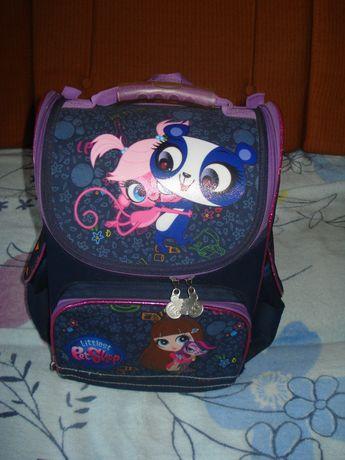 Рюкзак школьный каркасный Kite для учеников младших классов