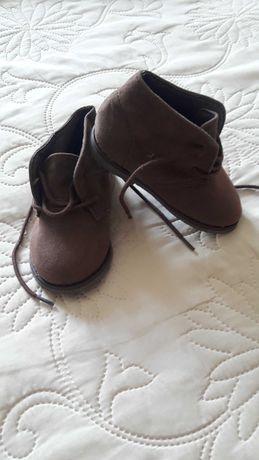 Ботинки на девочку/мальчика, 22 размер