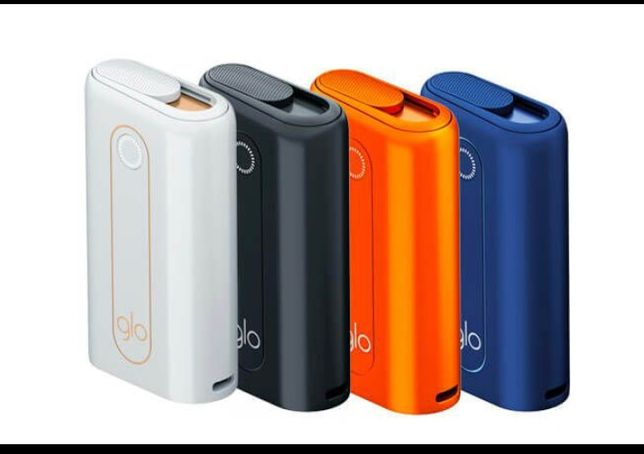 Продам  новые GLO Hyper, GLO Pro, GLO Nano