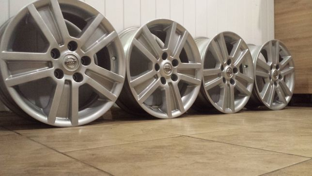 Alu 16 5x114.3 Oryginalne NISSAN Made in Italy