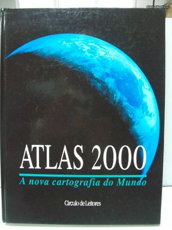 Atlas 2000 – A Nova Cartografia do Mundo