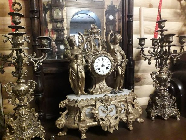 Ремонт каминных, настенных и напольных часов.