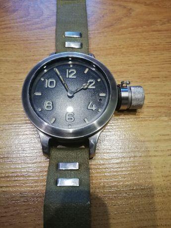Zegarek nurek Zlatoust 191 CHS Vodolaz mechanizm z K-43