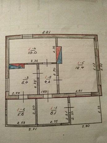 Продам дом для жилья или под дачу в с.Туровец