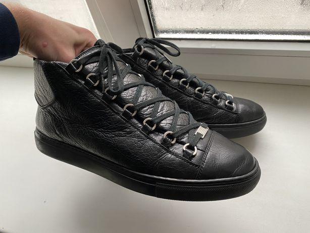 BALENCIAGA Arena Hightop 46 р. ботинки кроссовки armani gucci dior