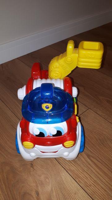 Samochodzik strażacki