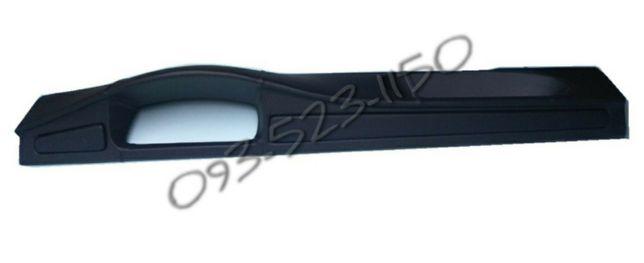 Накладка на торпеду, накладка панели ВАЗ 2108,2109,21099 низкая черная