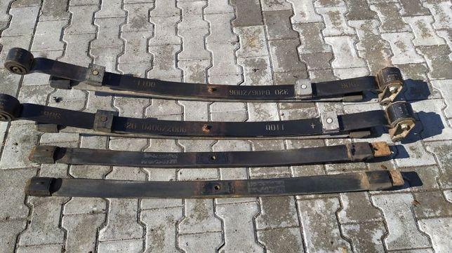 Рессора Задняя ресора задня рисора Крафтер Sprinter 906 Спринтер