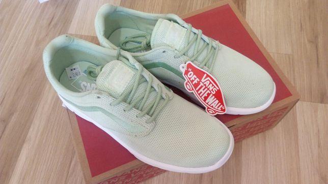 Vans Oryginalne Zielone roz 38 Buty Sneakersy (Kup Kilka Przedm=RABAT)