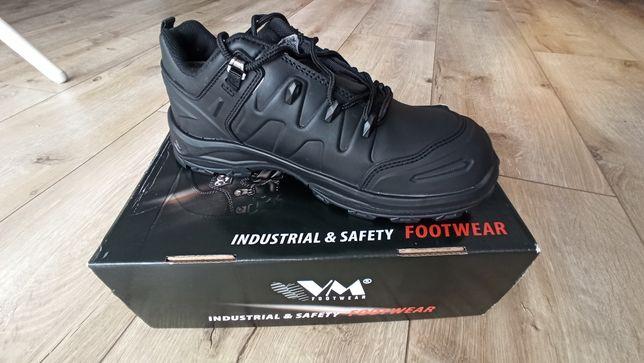 Buty przemysłowe