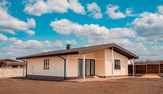 Продам дом с дизайнерским ремонтом в коттеджном поселке Графский
