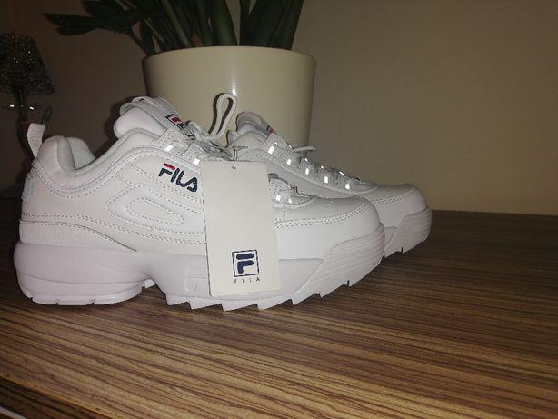 Buty Sneakersy Adidasy FILA Disruptor II 2 Premium r. 41