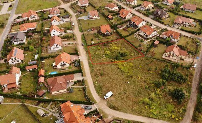 Działka budowlana w Jonkowie 1289m 110 000zl