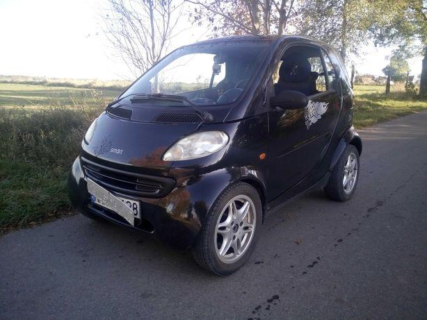 smart 2000r benzyna 600 turbo 112000km przebiegu