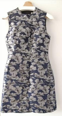 Sukienka w kwiaty firmy Orsay